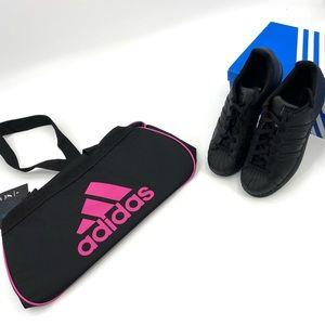 Adidas Diablo Small Duffle Black/Intense Pink
